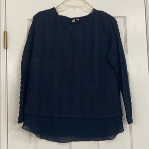 Kut from the Kloth Sweater Blouse